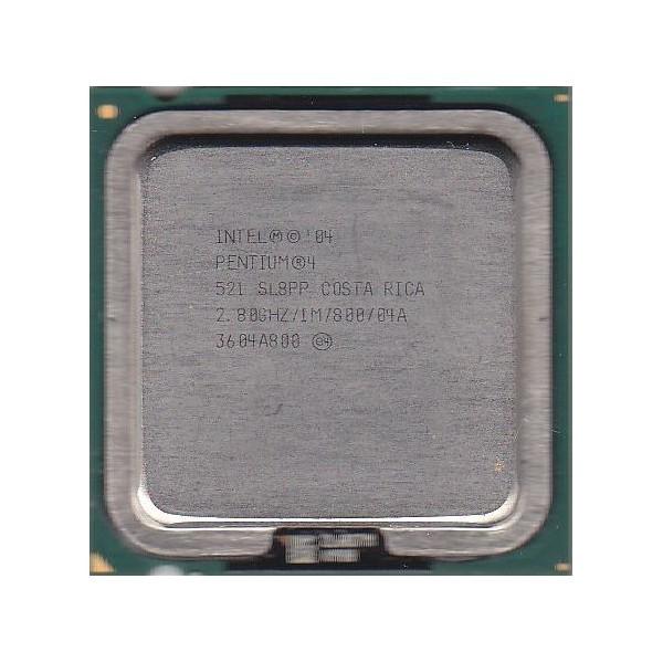 intel Pentium 4 Processor 521 SL8PP