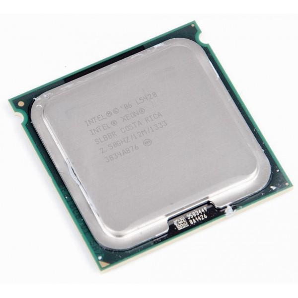 intel Processor Xeon L5420 SLBBR