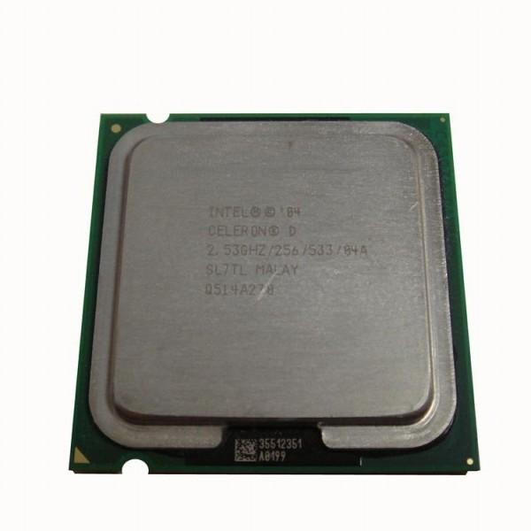 intel Celeron D Processor 325/325J SL7TL