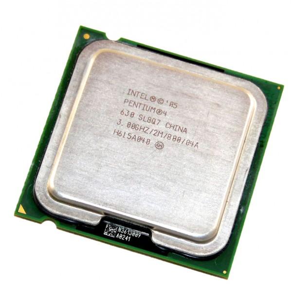 intel Processor Pentium 4 630 SL8Q7
