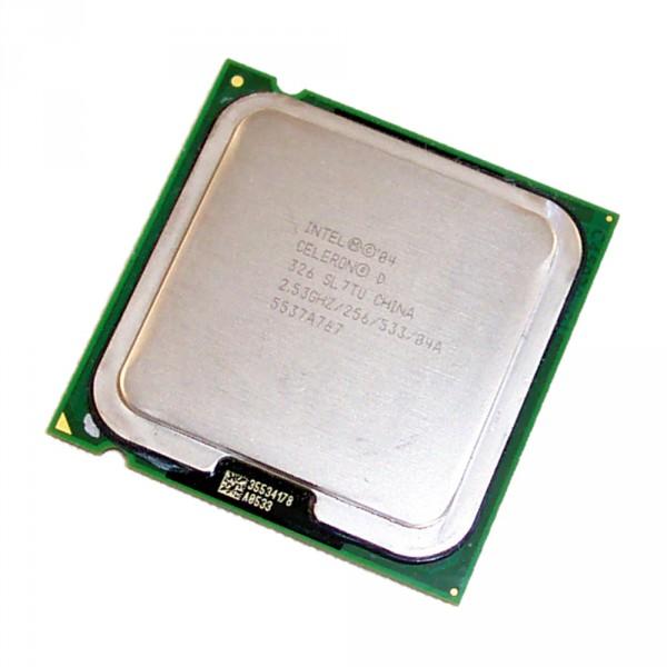 intel Processor Celeron D 326 SL7TU