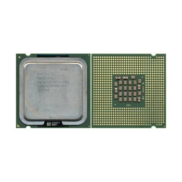 intel Pentium 4 Processor 640 supporting HT Technology SL7Z8