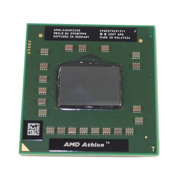 AMD processor Athlon 64 X2 for Notebooks AMQL64DAM22GG
