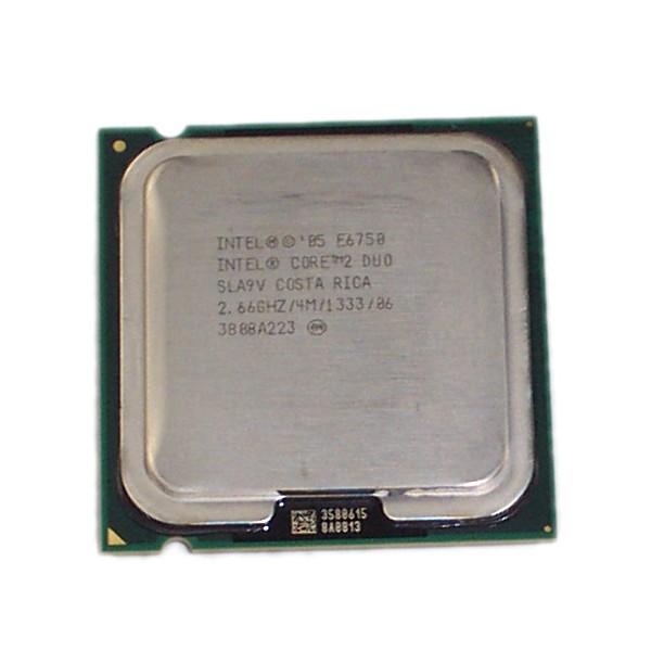 intel Processor Core 2 Duo E6750 SLA9V