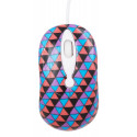URBAN FACTORY Mouse Optic Illusion CM23UF
