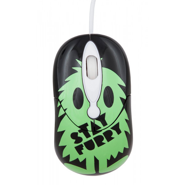 URBAN FACTORY Mouse Stay Furry CM26UF