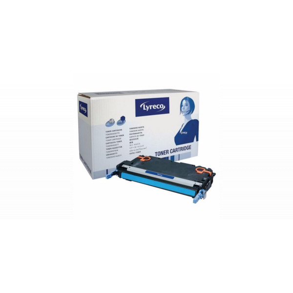 Lyreco Cyan Toner for LJ 3800 Series 3.783.345