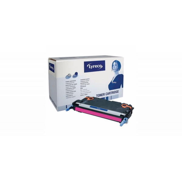 Lyreco Magenta Toner for LJ 3800 Series 3.783.378