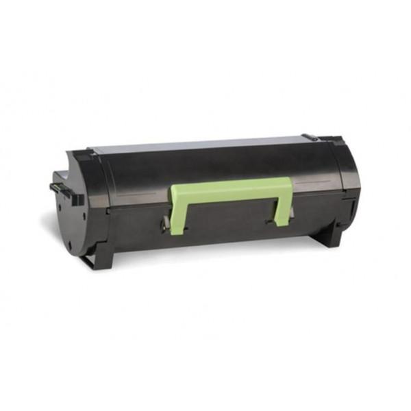 LEXMARK 502X Toner Return Prog zeer hoge opbrengst 50F2X0E