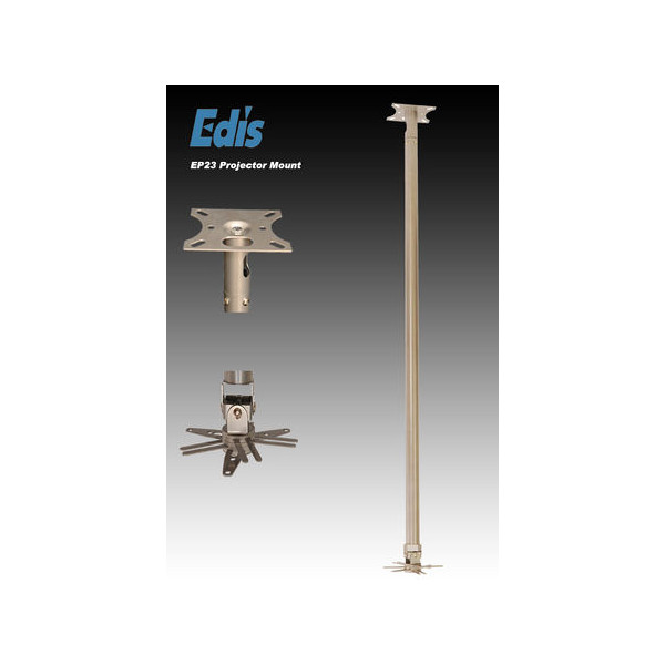 EDIS CS/Univ wall mount proj white 65-100 EP23-T1
