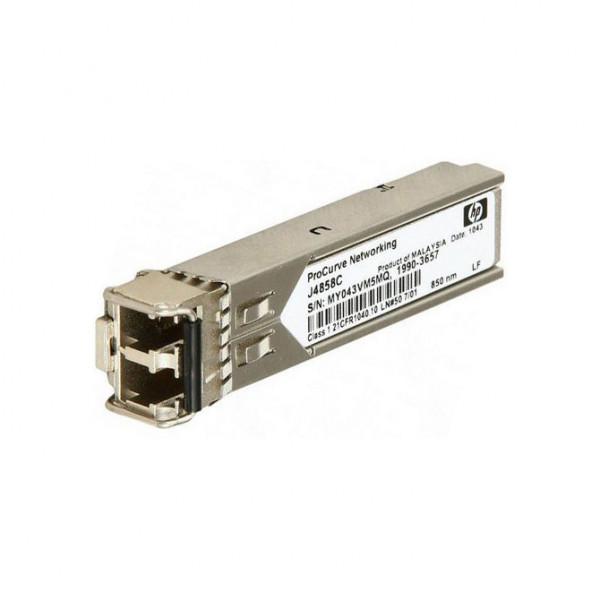 HP e X121 1G SFP LC SX Transceiver J4858C