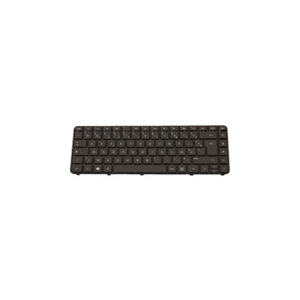 HP Pavilion French keyboard for laptop 697904-051
