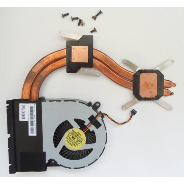 TOSHIBA laptop cooling system for 850-B4K 13N0-ZWA0J02