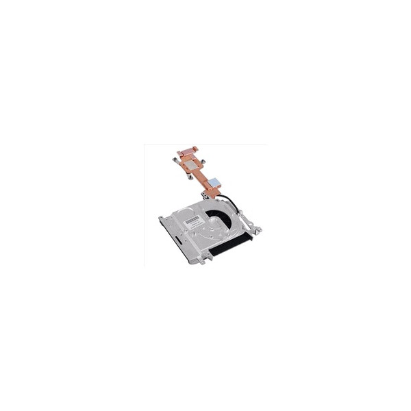 HP laptop cooling system for DV9000 434678-001