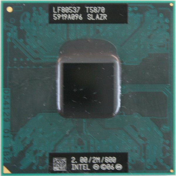 intel CPU SLAZR