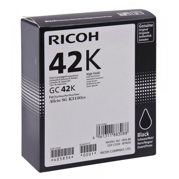 RICOH Print cartridge ricoh J909-88