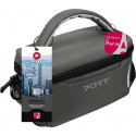 PORT DESIGNS dark grey/silver grey camcorder bag PORT 140333