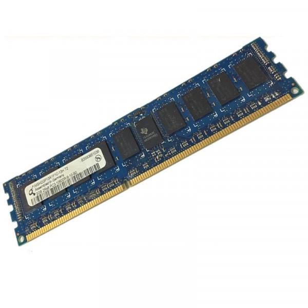 Qimonda 2GB PC3-8500 DDR3-1066MHZ ECC Registered CL7 240-PIN DIMM IMSH2GP13A1F1C-10F