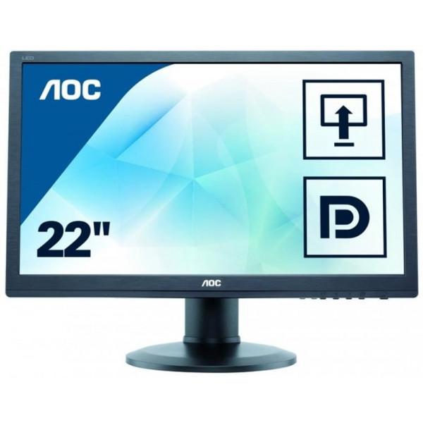 "AOC 22"" LED-monitor 1680 x 1050 E2260PQ/BK"
