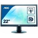 "AOC 22"" LED Monitor 1680 x 1050 E2260PQ/BK"