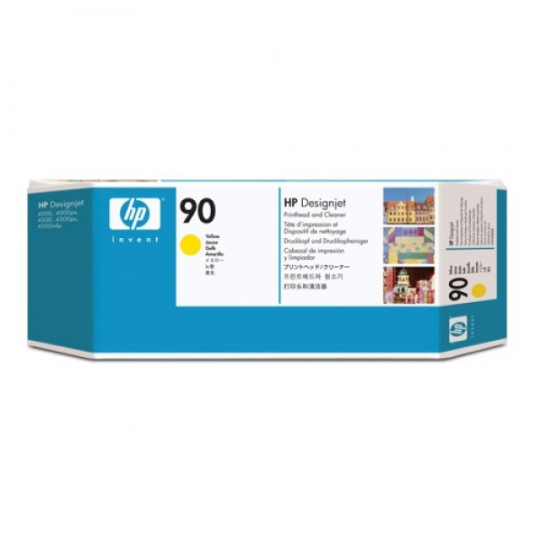HP 90 Yellow Print Head C5057-88001