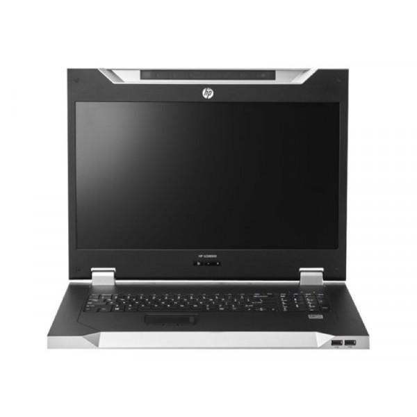 HP LCD8500 1U DE Rackmount Console Kit AF632A