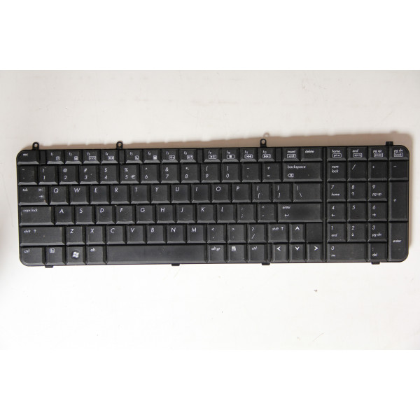 HP AZERTY french laptop keyboard for AT5A 9N.N8982.11D