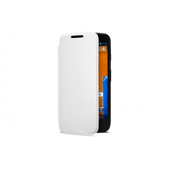 MOTOROLA Moto G Flip Cover Chalk White Gen 1 ASMFLPCVWHT-MLTI0A