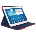 LOGITECH Folio Protective Case for Galaxy Tab 3 10.1 Red S310