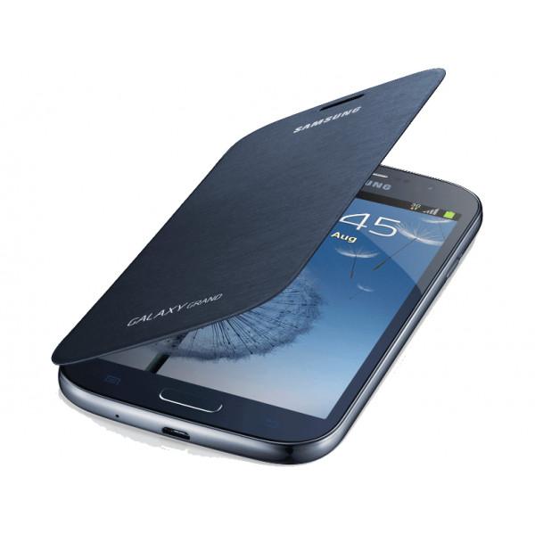 SAMSUNG Flipcover Galaxy Grand blauw EF-F1908BLEGWW