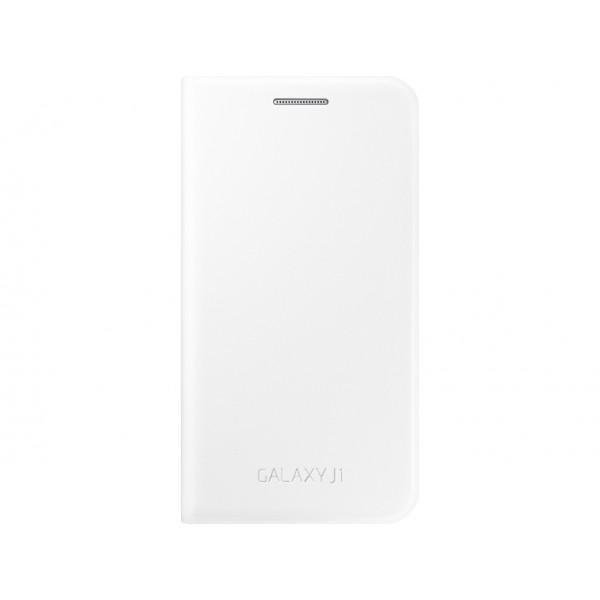 SAMSUNG Flipcover Galaxy J White EF-FJ100BWEGWW