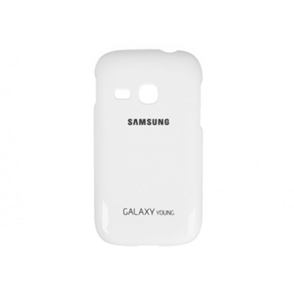 SAMSUNG Galaxy Young Protective Cover White EF-PS631BWEG