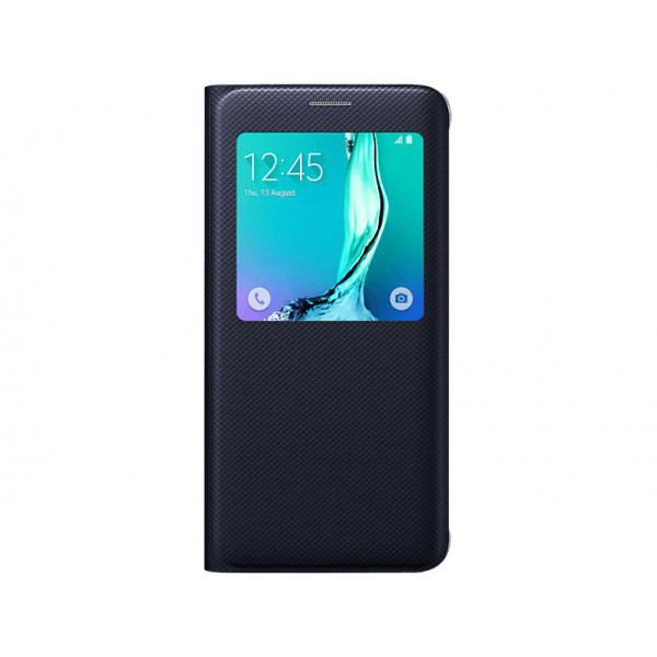 SAMSUNG S View Cover Galaxy S6 edge+ Black EF-CG928PBEGWW