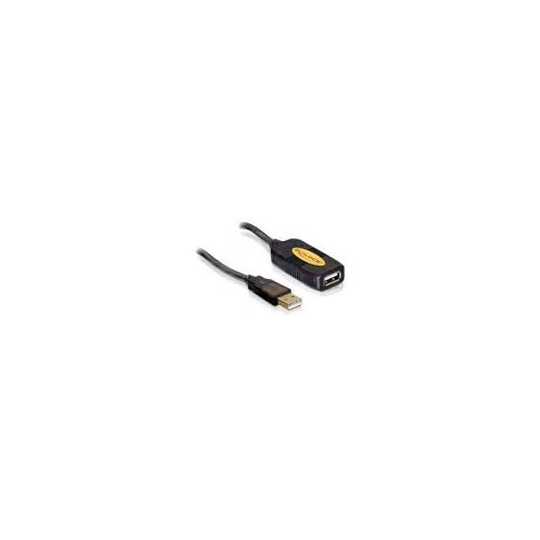 Delock USB 2.0 a Male Female a to USB 2.0 5 M 82308