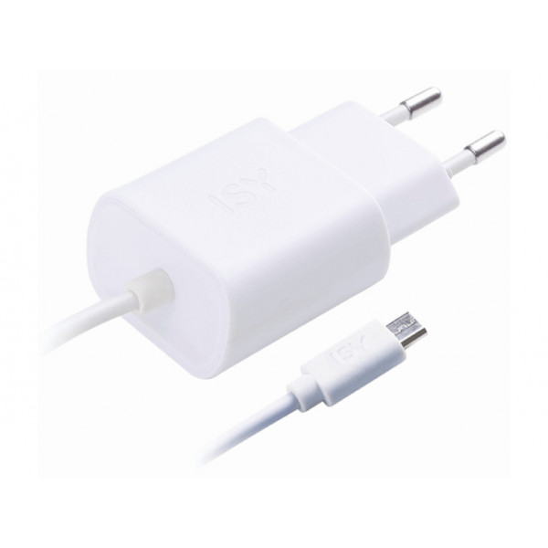 ISY Mobile device chargers isy iwc 3000 White IWC-3000