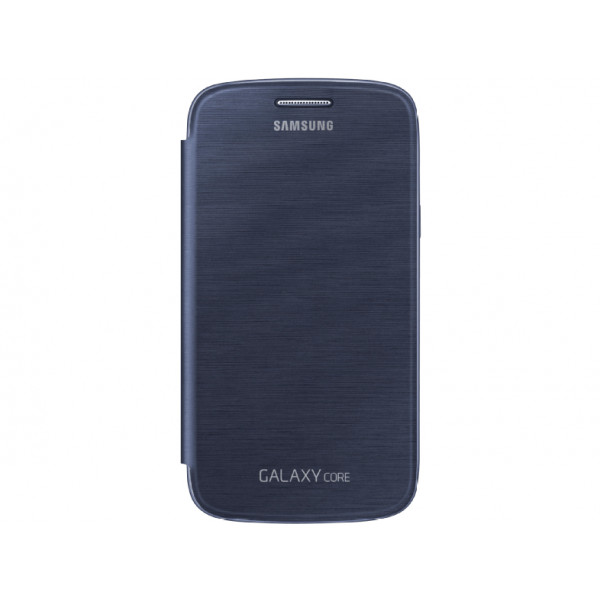 SAMSUNG Galaxy Core Flip Cover Blue EF-FI826BLEGWW