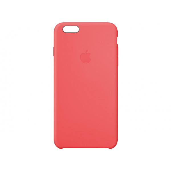 APPLE Silicone case for iPhone 6 Plus Pink MGXW2ZM/A