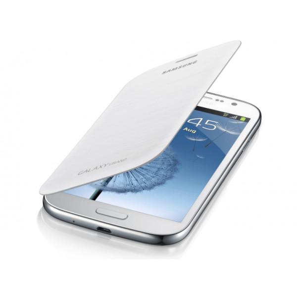 SAMSUNG Flipcover Galaxy Grand Wit EF-FI908BWEGWW
