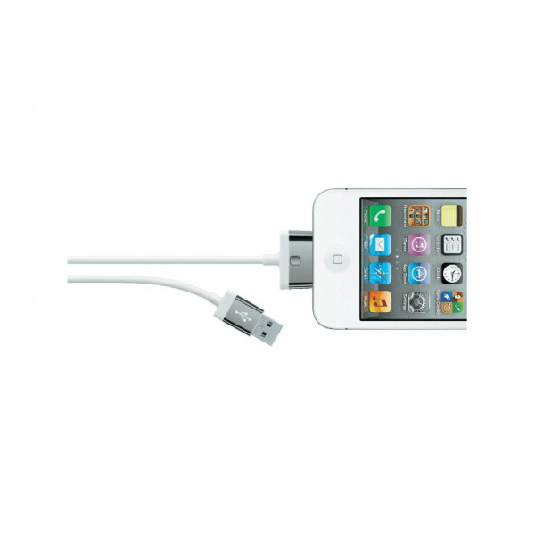 BELKIN iPad/USB cable White F8J041CW2MWHT
