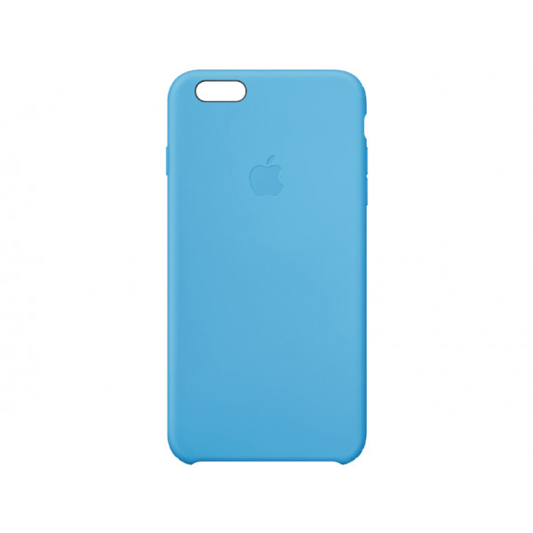 APPLE iPhone 6 Plus Silicone Case Blue MGRH2ZM/A
