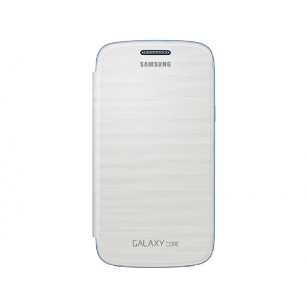 SAMSUNG Galaxy Core Flip Cover White EF-FI826BWEGWW