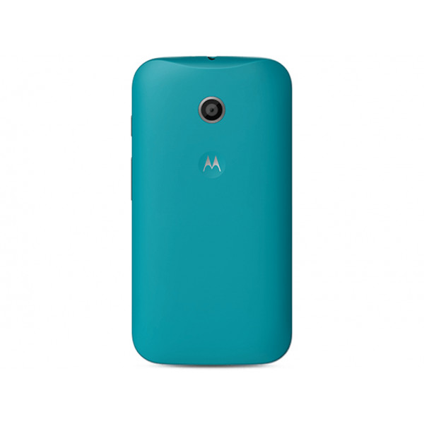 MOTOROLA back cover protection e Shell Turquoise ASMEDRTRQ-MLTI0A