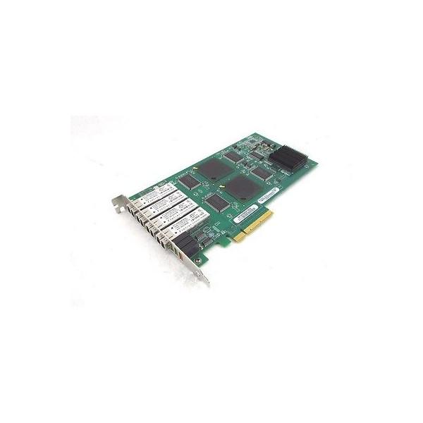 HP SPS-HBA QLE2464 PCIe 4port FC-4G 455088-001