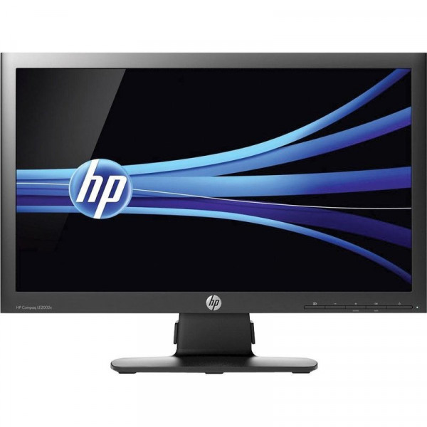 HP monitor LE2002X LED monitor-a 646603-001