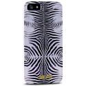 PURO Cover just cavalli IPHONE5 zebra silver JCIPC5ZEBRASIL