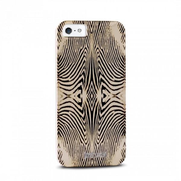 PURO Cover just cavalli IPHONE5 zebra gold JCIPC5ZEBRAGOLD