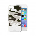 PURO iPhone 5C Soft Touch camou White IPCCCAMOUWHI