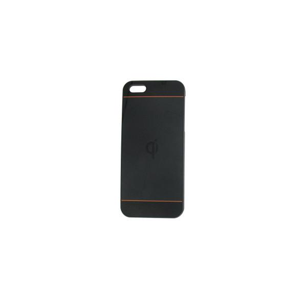 DLH Wireless Charging Case iPhone 5 Black DY-AU1668BK