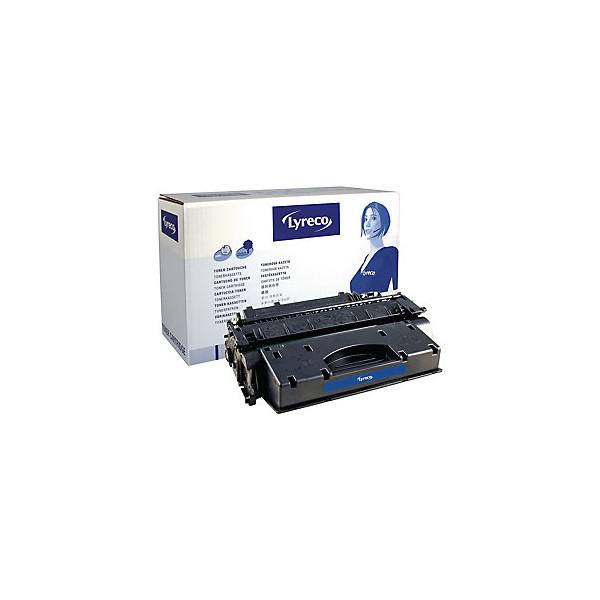 Lyreco Black Toner for LJ 205X Series 4.830.744