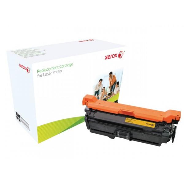 XEROX Toner CLJ ser M551 Geel CE402A 006R03011